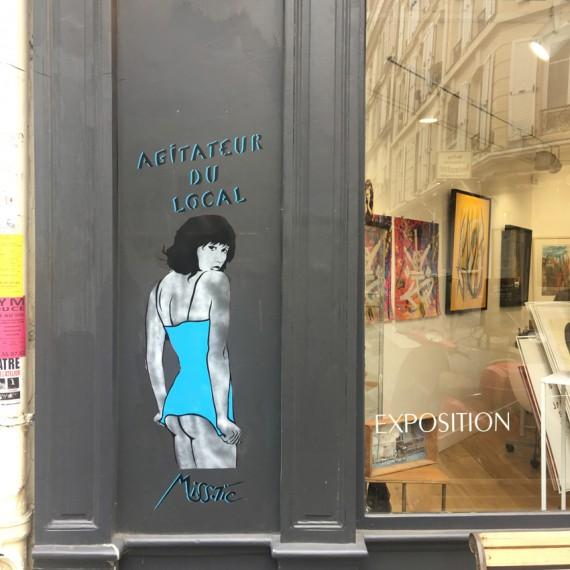galerie joel knafo 21 rue véron 75018 corrigée