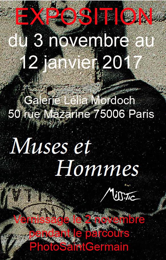 Muses et hommes 2017