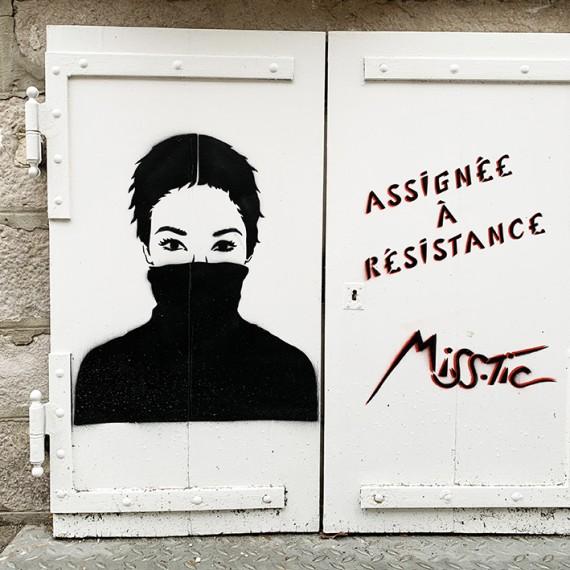 Assignée à résistance