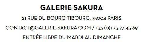 Carton Adresse SAKURA