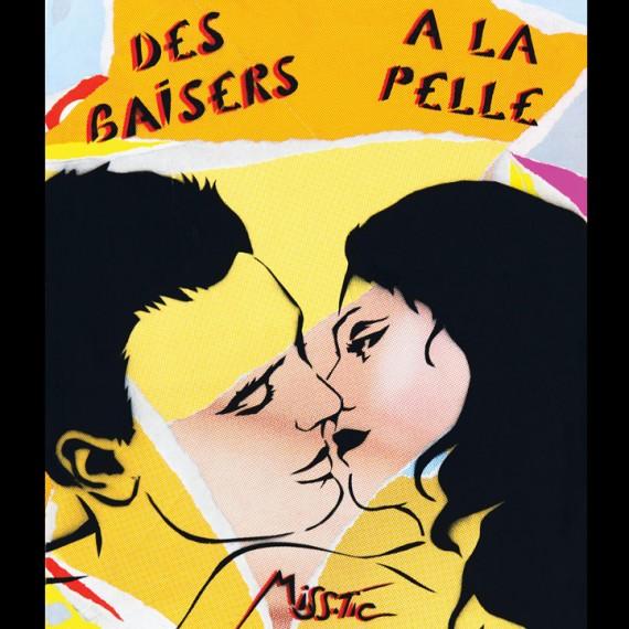 Des baisers à la pelle BD